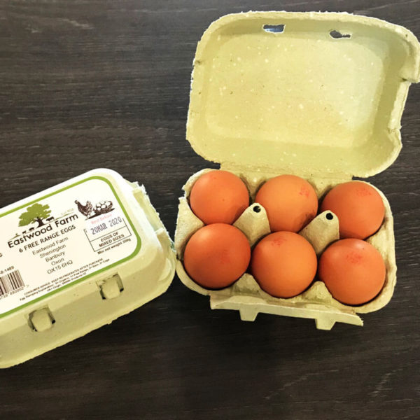 Fresh Eggs from Eastwood Farm